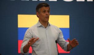 """Bermúdez: """"Si López tiene injerencia en la política peruana, estoy segura que habrá un pronunciamiento"""""""