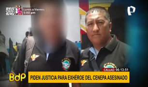 Callao: sicario de 18 años asesinó a balazos a exmilitar héroe del Cenepa