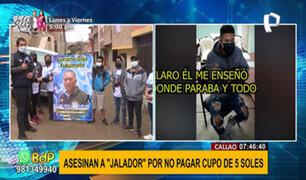 """Familia de exmilitar asesinado por sicarios: """"recibía amenazas y era extorsionado"""""""