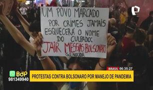 Copa América: ciudadanos rechazan que Brasil sea sede del encuentro futbolista