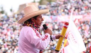 Organizaciones y ciudadanos rechazan declaraciones de Pedro Castillo sobre feminicidio