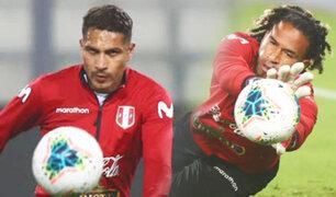 Selección Peruana lista para enfrentar a Colombia