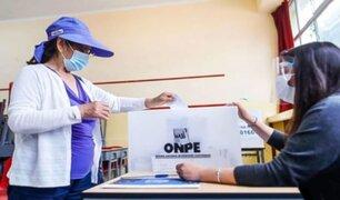 ONPE: 90.49% de mesas de sufragio ya han sido instaladas a nivel nacional