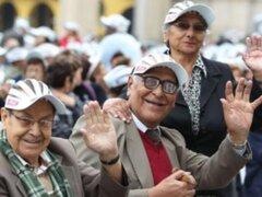 Gobierno aprueba dos políticas nacionales para personas mayores y discapacitadas