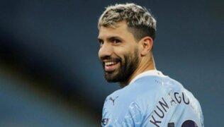 """Agradecido: """"Kun"""" Agüero sorteó su auto y regaló relojes de lujo a los empleados del Manchester City"""