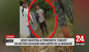 Vraem: ¿Quién es el camarada 'Carlos', presunto autor del atentado?