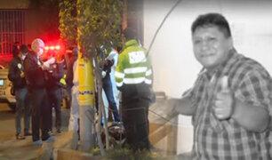 Asesinan a hombre de 7 balazos frente a su hijo en SMP