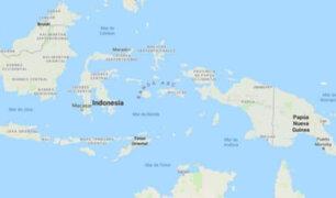 Indonesia: sismo de magnitud 6.1 remeció las islas Molucas