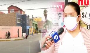 Callao: Vecinos denuncian que la inseguridad en La Perla es imparable