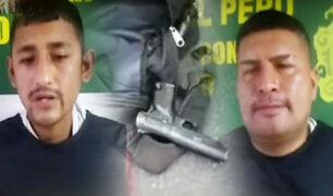 """Cercado de Lima: cae peligrosa banda """"Los Fierreros de la Cachina"""""""