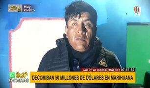 """Así operaba """"El primo"""", presunto cabecilla de organización internacional de narcotráfico"""