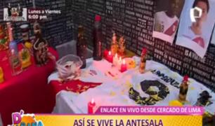 Perú vs Colombia: maestro 'Don Abel' le transmite toda la energía a nuestra Selección