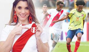 """Alexandra Hörler en D´Mañana : """"Colombia siempre es un equipo duro para Perú"""""""