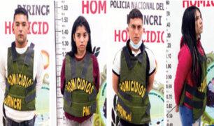 """PNP detuvo a delincuentes del  """"Tren de Aragua"""", quienes asesinaron a hombres en Comas y Ate Vitarte"""
