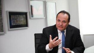 Trujillo: Luis Carranza difunde propuestas de Fuerza Popular junto a César Acuña