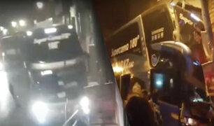 La Oroya: Bus interprovincial se despista y se empotra contra inmueble