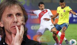 Perú vs. Colombia: Bicolor pierde 3-0 por la fecha 7 de Eliminatorias Qatar 2022