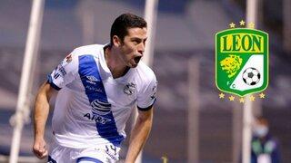 Mexicoperuano Santiago Ormeño es nuevo jugador de León de México