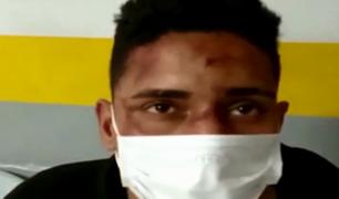 Santa Anita: policía del Grupo Terna hiere a ladrón que intentó asaltarlo