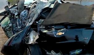 La Molina: reportan múltiple choque en la avenida Los Fresnos