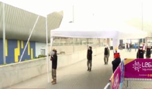 Segunda vuelta: sedes de los juegos Panamericanos serán centros de votación