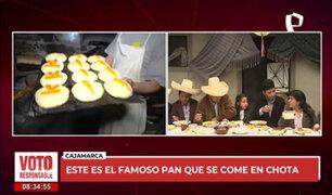 """Así se elabora el """"pan chotano"""", parte de una larga tradición cajamarquina"""