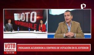 """Iván García: """"El voto en el extranjero puede ser decisivo en las elecciones"""""""