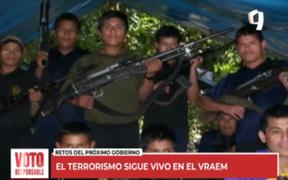 Hermanos Quispe Palomino lideran varios ataques terroristas en el Vraem