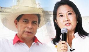 FLASH ELECTORAL: Keiko Fujimori 50.3% y Pedro Castillo 49.7%, según Ipsos/AMÉRICA TV