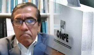 """Luis Arias: """"El candidato que gane no tiene la mayoría del país"""""""
