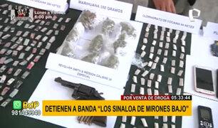 """""""Los Sinaloa de Mirones Bajo"""", vendedores de droga, fueron detenidos en fiesta COVID"""