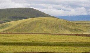 Proyecto permite rehabilitar tierras afectadas por actividades mineras en el Cusco