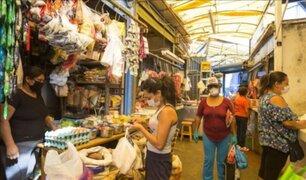 Mercado de Breña: comerciantes no quieren colocar precios para no perder clientes