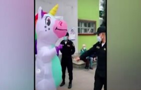 La historia secreta del 'unicornio' que acudió a votar en la segunda vuelta