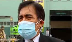 """Abogado de personero de Perú Libre: """"Él no marcó las cédulas, solamente las firmó"""""""