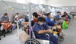 Alarma en Tacna: casos de Covid-19 se incrementaron a más de 100 por día la última semana