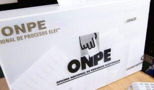 ODPE Lima Centro 1 estima llegar al 70% de actas del extranjero procesadas este miércoles