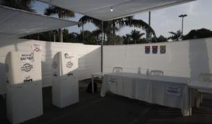 Segunda Vuelta: electores ya pueden tramitar dispensas y justificaciones de multa electoral