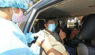 Diris Lima Sur: más 250 mil personas ya fueron vacunadas contra la COVID-19