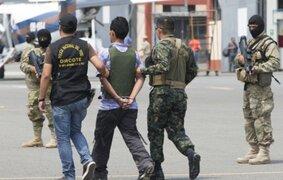 Dircote: Solo SL y MRTA pueden ser procesados por terrorismo en el Perú