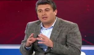 """José Villalobos: """"Hay 200 mil votos de actas observadas que aún no han sido contabilizados"""""""