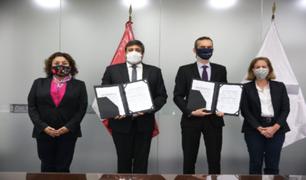 Perú y Francia firman convenio para enseñar el idioma francés en colegios públicos