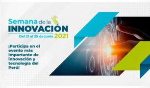 Semana Nacional de la Innovación: el evento más importante de innovación y tecnología en el Perú