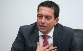 Torres no descartó que FP junto a abogados presenten más recursos ante otras entidades del estado.