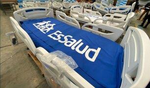 EsSalud adquirió más de 500 camas de UCI para ampliar servicios a pacientes covid