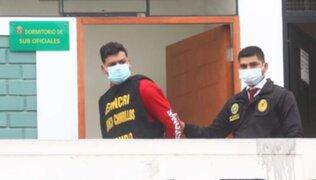PNP capturó a banda de raqueteros venezolanos denominados 'Los venecos de José Olaya'