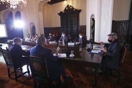 Presidente Sagasti se reunió con jefe de Misión de Observadores de la OEA