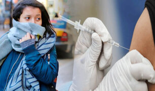 COVID-19: pese al frío, vacunación para mayores de 60 años continúa