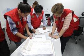 Jurados electorales comenzaron a resolver solicitudes de nulidad de FP