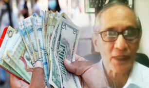 Jorge Gonzáles Izquierdo: La coyuntura política afecta nuestra economía